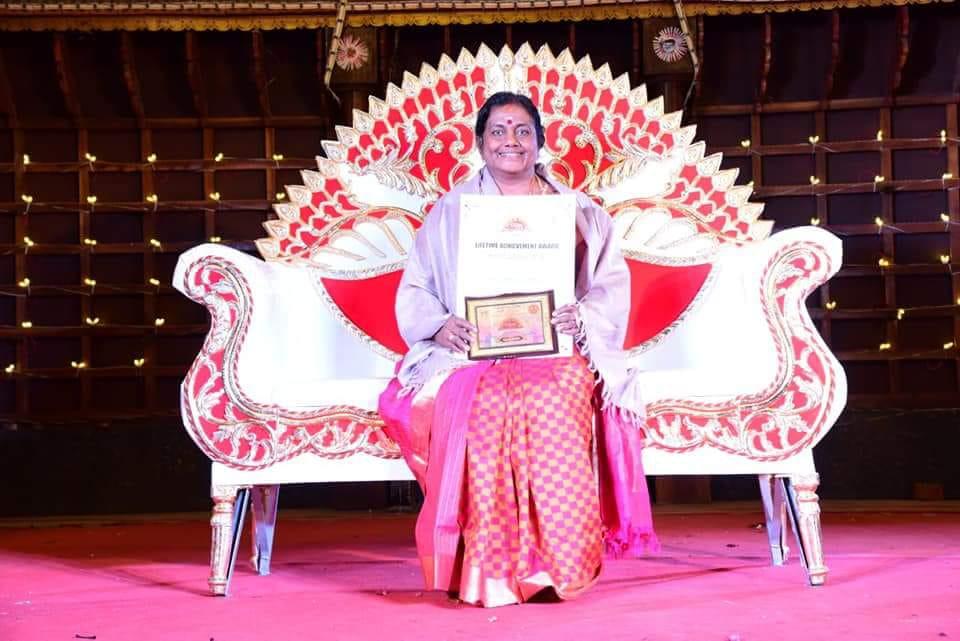 OJASWI – Nrithyopasana Puraskaram