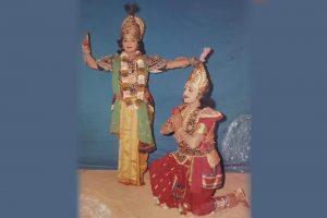Acted the part of 'Krishna' in 'Geethopadesham' (Bhagavadgeetha) at Trivandrum Nishagandhi Auditorium conducted as part of Onam Festival Celebration